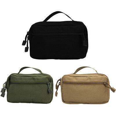 Outdoor Waterproof Sports Tactical Bag Waist Pack Camping Military Army Pouch