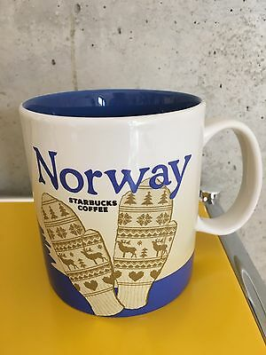 Starbucks * NORWAY * City Mug Global Icon Serie  XXL Tasse