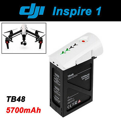 Original DJI Inspire TB48 Battery 5700MAH 22.8V for FPV DJI Inspire1 quadcopter