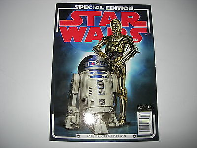STAR WARS Insider Magazine 2016 SPECIAL EDITION ISSUE by TITAN Cheapest Listed!!