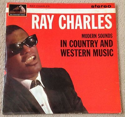 RAY CHARLES - Modern Sounds In Country And Western Music 1962 Vinyl LP