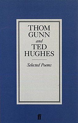 Selected Poems, Gunn, Thom, Hughes, Ted | Paperback Book | 9780571130948 | NEW