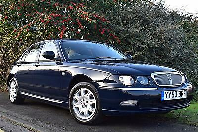 2003 Rover 75 2.0 CDT Classic SE - RESERVED!