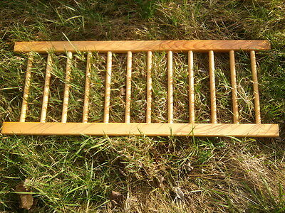 wooden trellis clothes dryer airer