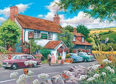 House Of Puzzles Travellers Rest - Big 500pc Jigsaw Puzzle
