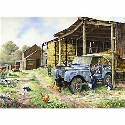 House Of Puzzles Mobile Home Jigsaw Puzzle
