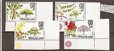 Swaziland 1978 Trees SET SG 285-288  Mint Never Hinged w8876