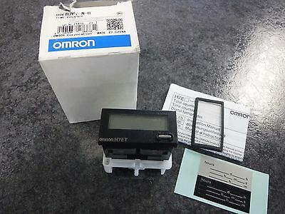 Omron H7Ec-Blm Time Counter *new*