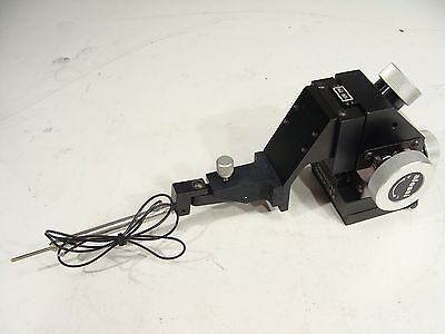 Alessi Cascade MH-0215-11 MH2-B Precision Wafer Probe Positioner / Manipulator