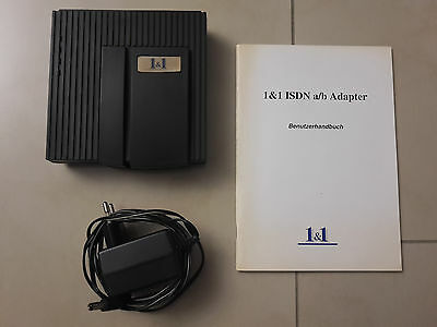 analog isdn a b adapter wandler teles ita2ab 1 1 eur 4. Black Bedroom Furniture Sets. Home Design Ideas