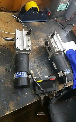 pride jazzy 1103 ultra eletric wheel chair spare parts  motors and gearboxs