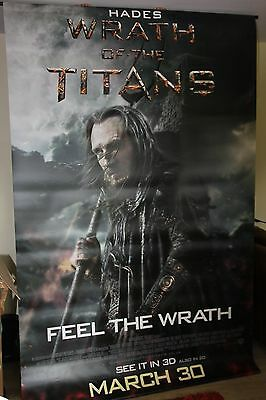 Wrath Of the Titians Cinema Banner 8x5 ft