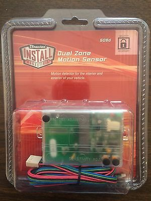 Directed Install essentials Dual Zone Motion Sensor 508d  NEW