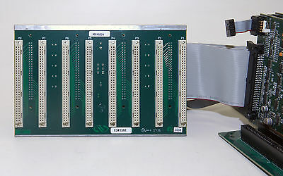 NEWPORT XPS MOTION CONTROLLER DRIVER MOTHERBOARD, 8 CHANNEL SPARE or RELACEMENT