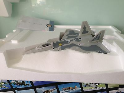 Armour Collection/ Franklin Mint 1/48 F22 Raptor