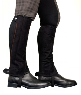 TBK Childs Synthetic Half Chaps - CLEARANCE - WAS £25