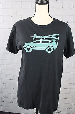 The Spacecraft Collective Seattle Space Needle SUV T Shirt Emerald City Sz M