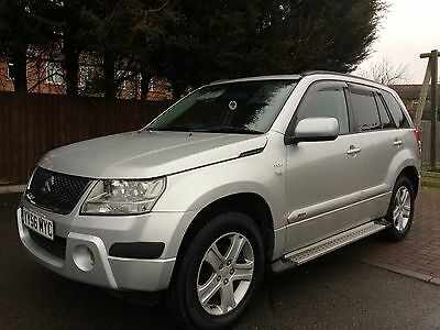 SUZUKI GRAND VITARA 2006 1.9 DIESEL  Low milage