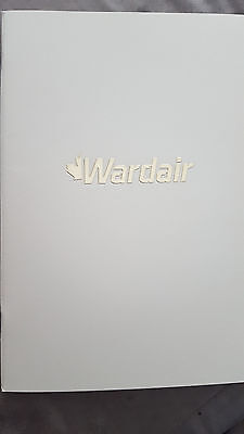 Wardair Canada Ltd.( Airlines ) Gentlemen Adventurers Of The Air.
