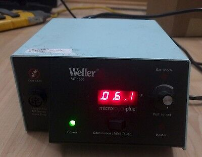 MT1500 Micro Touch-plus Power Supply Only