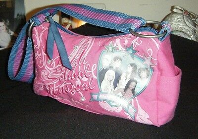 Disney High School Musical Purse/hand Bag Tote With Strap-2008