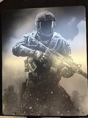 Call of Duty Infinite Warfare Legacy Edition steelbook metal game case only