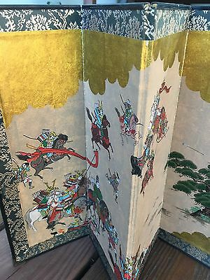 Beautiful 6 Panel Japanese Screen