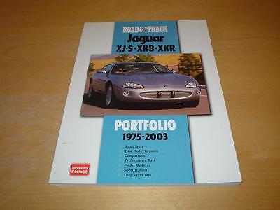 JAGUAR XJS XJ-S XK8 XKR V12 COUPE HE BOOK Not Brochure Or Owners Manual Handbook