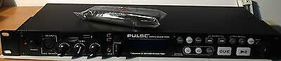 Pulse Mp3 Master Usb And Sd Card Player With Remote