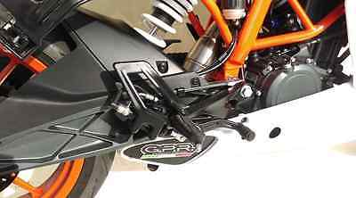 KTM RC 390 RC390 Exhaust 2015-2016 Muffler System Ghost Steel GPR Homologated