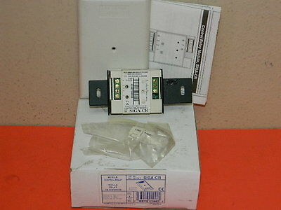 New Est Edwards Siga-Cr Control Relay Module ( Quantity Available )