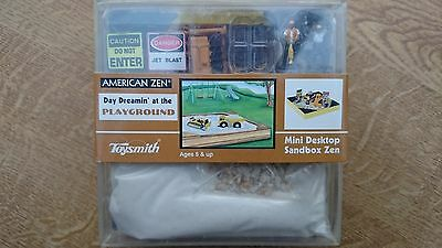 Mini Desktop Day Dreaming at the Playground Executive toy NEW