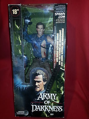 "Army of Darkness - Evil Dead - Movie Maniacs - Ash 18"" - 1/4 - 45cm - McFarlane"