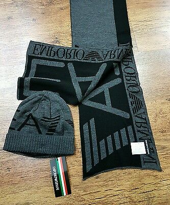 scarf and hat Armani