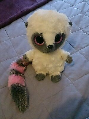 Lemur TY plush toy. great condition