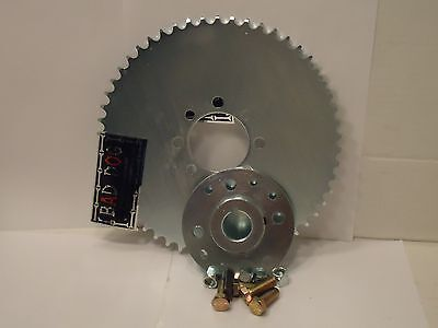 "Go KART SPROCKET MINI HUB 1 "" bore 54 th sprocket #41 FREE FAST SHIP!"
