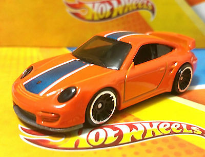 hot wheels 2017 porsche 911 gt2 orange blue multi pack exclusive loose new picclick. Black Bedroom Furniture Sets. Home Design Ideas