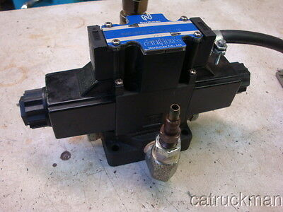 Northman SWH-G02-C4-A120-10 Solenoid Controled Hydraulic Directional Valve