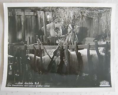 lobby card  Laila / Der dunkle Ruf   George Schneevoigt   Aino Taube