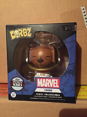 Funko Pop! Dorbz Marvel Cosmo Specialty Series Guardians Of The Galaxy *NEW