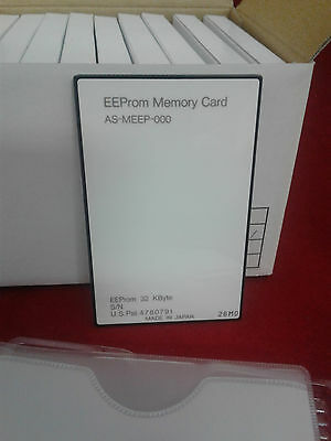 AS-MEEP-000 AEG Modicon 32 KByte EEProm Memory Card ASMEEP000 New In Box