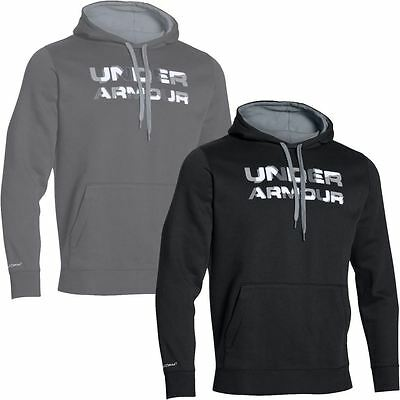 2016 Under Armour Storm Rival Fleece Graphic Hoody Pullover Herren Sports Hoodie