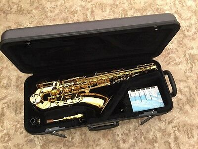 100%Authentic Yamaha Jupiter YTS-275 tenor saxophone Made In Japan With Case