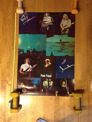 Pink FLoyd the Wall concert shot poster original import from England