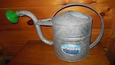 Vintage Garden Watering Can / BEHRENS since 1914 / Early Watering Can