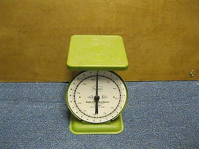 Vintage Sears Roebuck  25 Pound Scale by Ounces