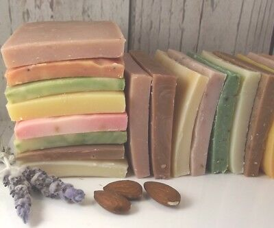 Cheap Guest Soaps Trimming Logs Pure Vegetable Australian Handmade Soap Off-Cuts