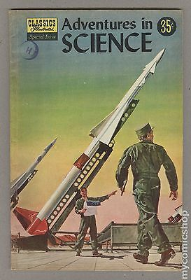 Classics Illustrated Special (1955) #138B VG/FN 5.0