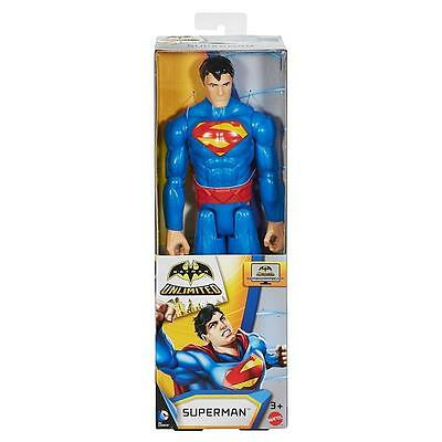 "Mattel DC Comics 12"" 30cm Superman Action Figure CDM62"