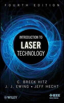 Introduction to Laser Technology by C. Breck Hitz Hardcover Book (English)